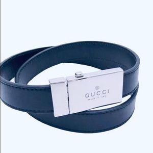 "Gucci Belt - Size 22""-25"""